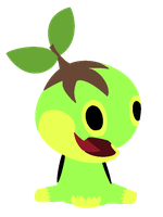 turtwig by TheLittleNymph