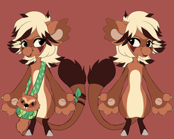 Koro Redesign by BitsAndStitch
