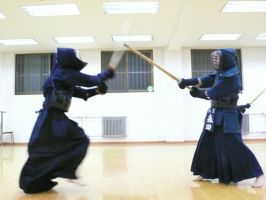 Kendo Time 3 by sylences