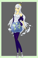 Earth Day Adoptable(Closed) by EchoedAce