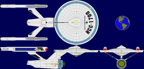 EASS Constitution NCC-1700 Redux by etccommand