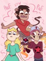 Stomco Week, Day 2 by Jess-the-vampire
