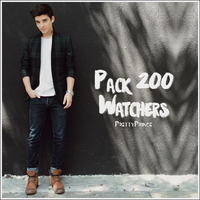200 Principitos || Pack 200 Watchers by PrettyPrinc3