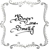 boys are smelly by mari-kris