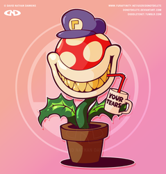 The Piranha Plant That Stole a Character Slot by DoNotDelete