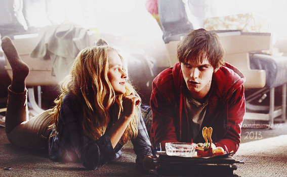 Warm Bodies - 1 by favouritevampire