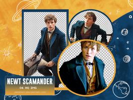 PACK PNG 11 // NEWT SCAMANDER by Graphic-Society