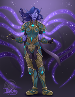 Void Hunter by Iriadescent