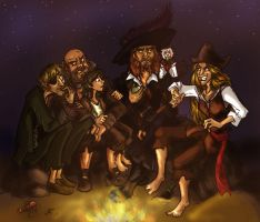 POTC: Ghost Stories by Dendraica