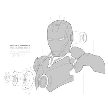 Iron Man Augmentation by tobylewin