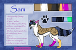 Sam Ref by MonsterMeds