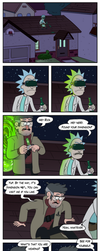 Rick and Ford by markmak