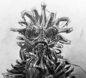 Boris the Animal from MIB 3 by CaptainEdwardTeague