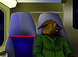 Commute by MikeFolf