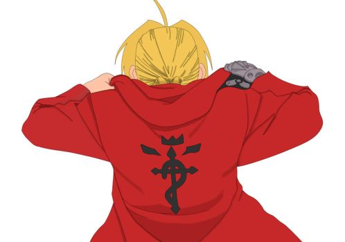 Edward Elric by HowlanDay