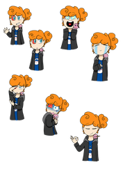 New Sprites  by Banablahbread