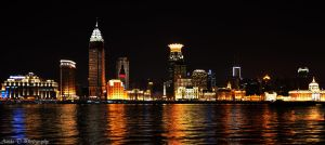 Shanghai by night by garota-da-ipanema