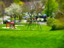 Miniature Efect III - Playground by LoveForDetails