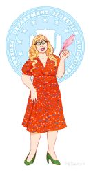 WOS - Penelope Garcia by DrZime