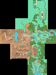 Kanto Region by TBC-Gen0