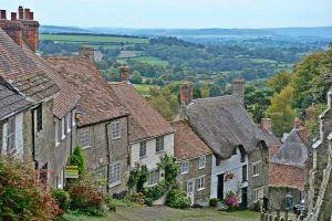 Gold Hill, Shaftesbury by Irondoors