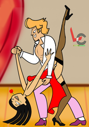 Sexy TANGO by Lonely-Cartoonist