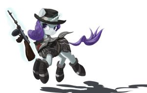 Rarity,Cosa Nostra by Sceathlet