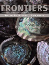 Academy Frontiers Bicentennial Supplement Cover by brandozim