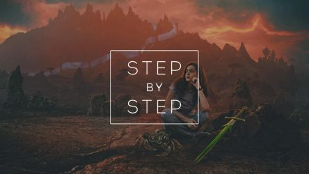 tes time / step by step gif by maxasabin