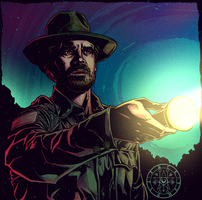 JIM HOPPER by aquiles-soir