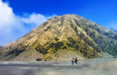 Magnificent Mount Bromo by Xarchie