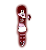 Red Velvet - Happypasta OC Ref Sheet by Lost-Shattered-Heart
