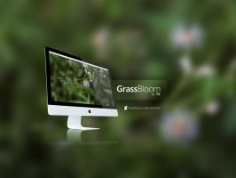 Grassbloom by truekasun