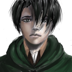Levi/Rivaille by Fantasy--Queen