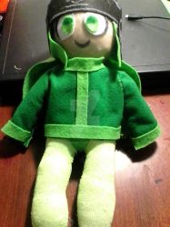 [Crafts] Marlow Plushie by saralibrary