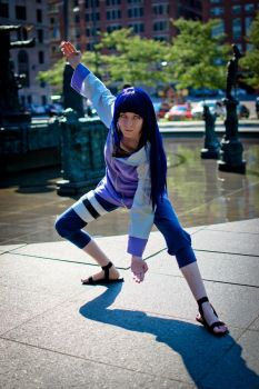 8 Trigrams 64 Palms by Tionniel