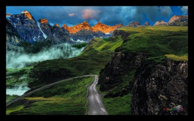 QH-20180922-Mountain-Cliff-Roadway-v10 by quasihedron