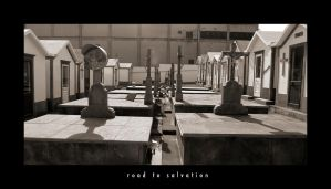 road to salvation? by miguel-deviant