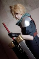 Final Fantasy VII Crisis Core - Cloud Strife by I-S-Mast