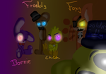 Five Nights At Freddy's by Natalie-Sophie