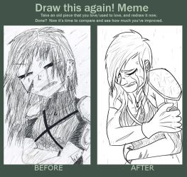 Improvement?? by Angeal17661