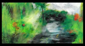 Speed Painting 1 by schellingjr