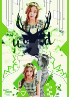 [ SPECIAL GRAPHIC ] #1: NATURE by Angela1999