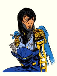 Pharah Chilling... by C-CLANCY