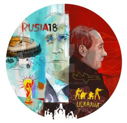 Don Vladimir Putin. Tsar of the Earth by ideoteqa