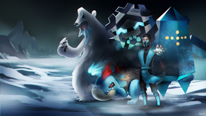 Subzero's Pokemon Team (Subzero Temperatures)