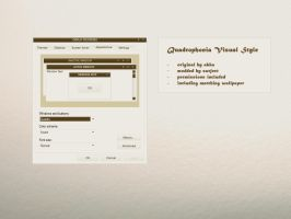 Quadrophonia Visual Style by surject