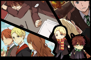 HP:CunningAndCourageous by Scolse