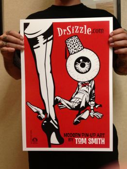 Agent Eye Posters FOR SALE! by DrSizzle
