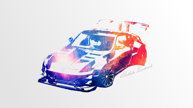 Nissan 370z WallPapz by HowrseGraphic